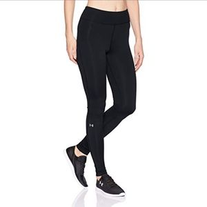 Under Armour High Rise Black Leggings Size XS
